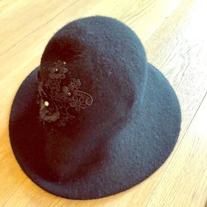 August Hat Company Wide Brim Hat